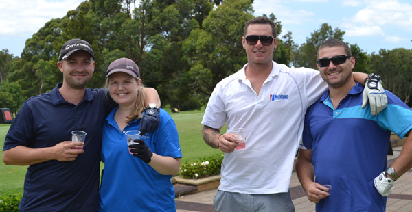 Another Keystone Charity Golf Day