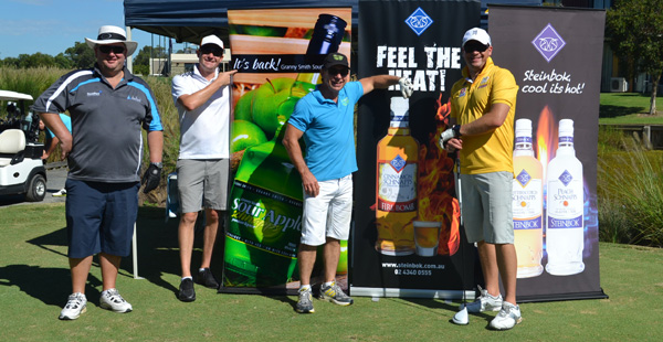 Beyond Blue Charity Golf Day