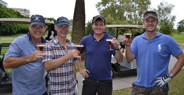 Balmain Sports Charity Golf Day Supporting Prostate Cancer
